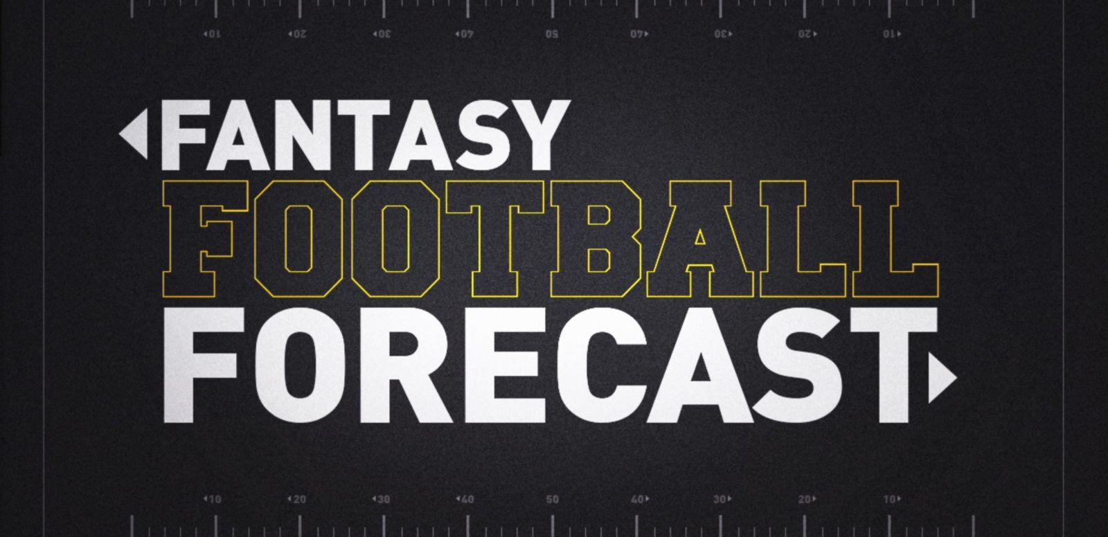 VIDEO: Fantasy Football Forecast: Thanksgiving Edition