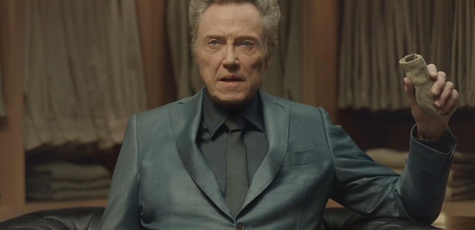 VIDEO: Super Bowl Ad: Check Out Kia Optima's 'Walken Closet'