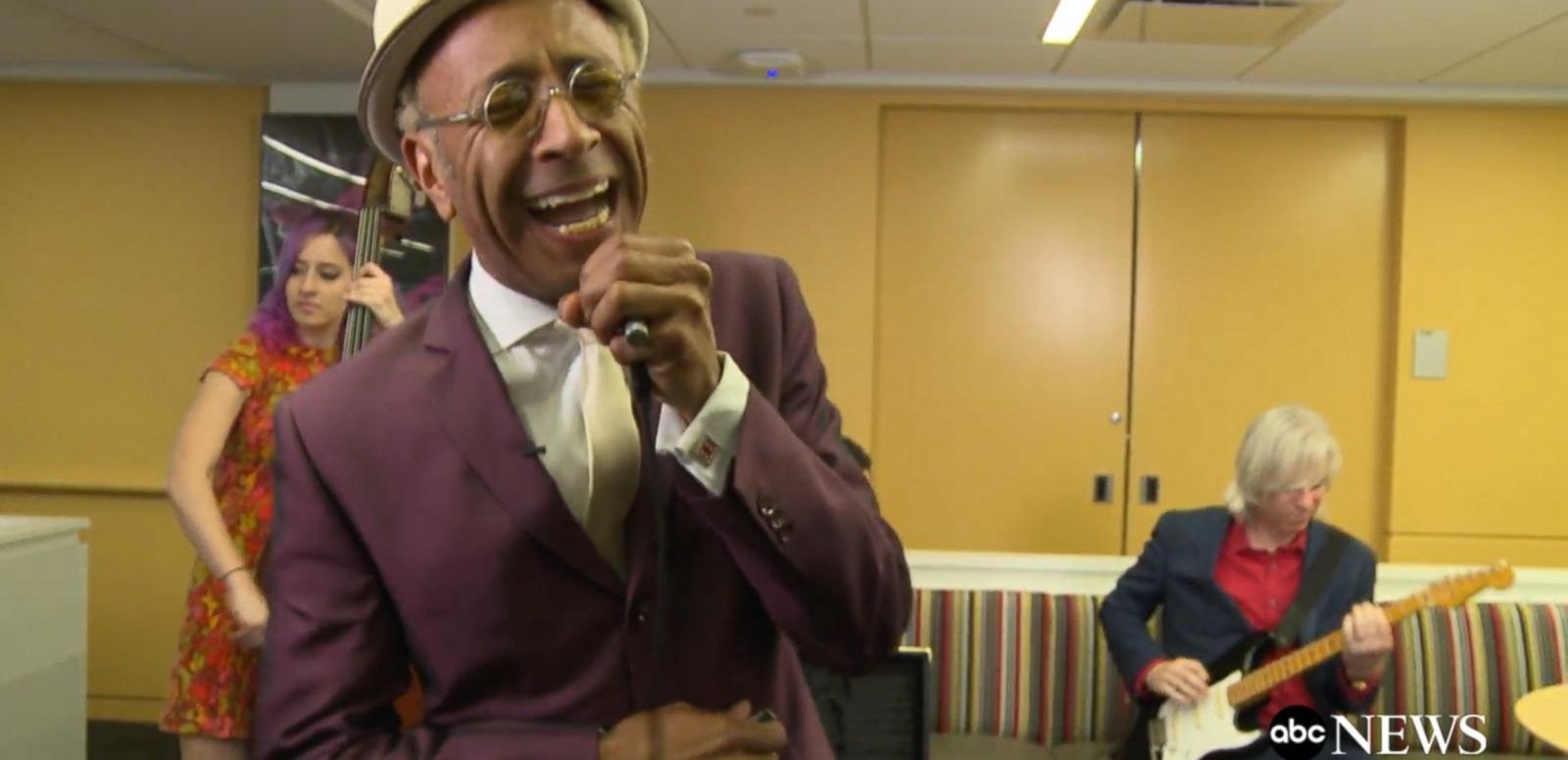 VIDEO: The Reverend Shawn Amos on The Inspiration Behind His Music