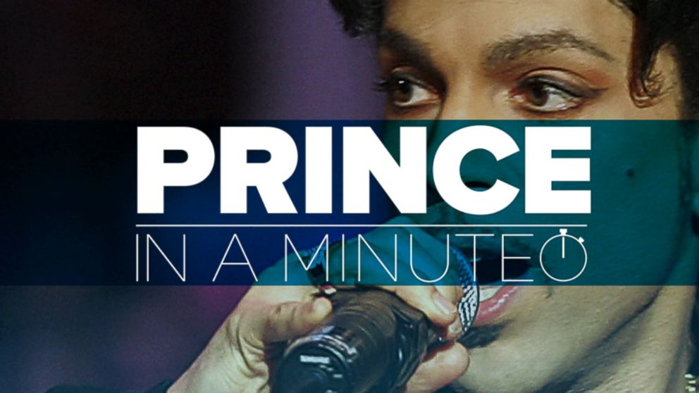 Prince In A Minute Video - ABC News