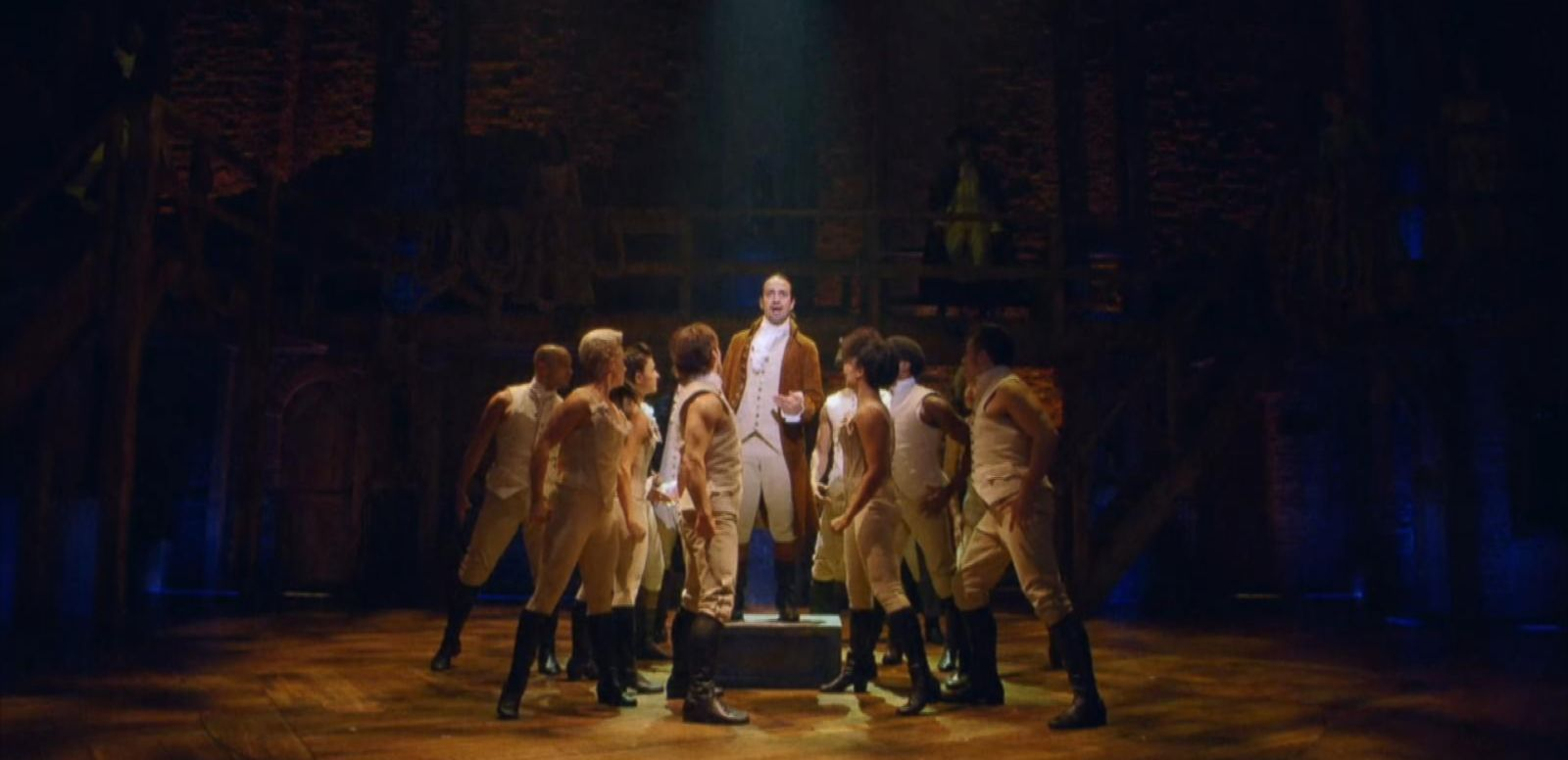 VIDEO: 'Hamilton' Earns 16 Tony Nominations