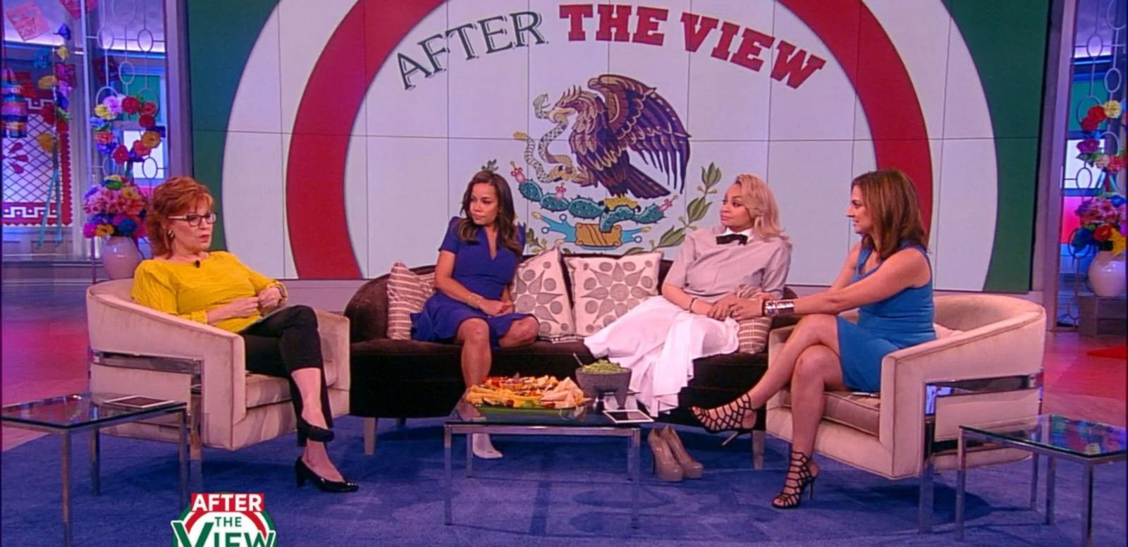 VIDEO: 'After The View': May 5, 2016