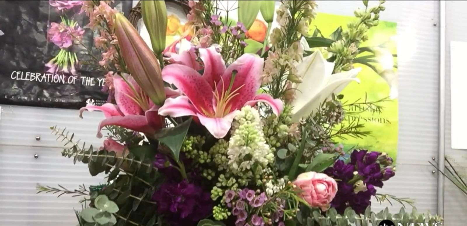 VIDEO: Creating the Perfect Bouquet for Mother's Day