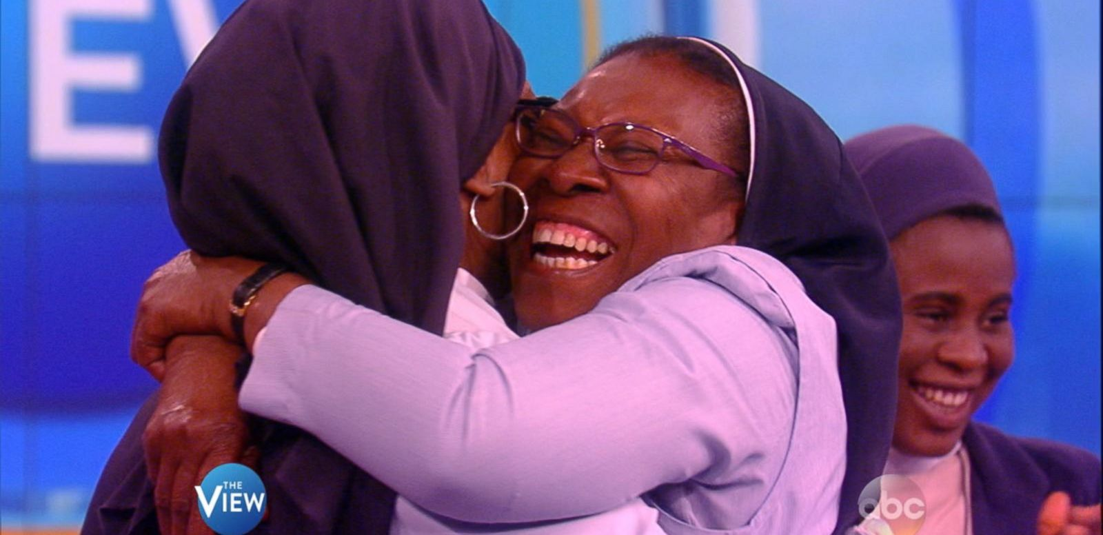 VIDEO: Whoopi Goldberg Pulls Off 'Sister Act' Surprise for Deserving Nuns
