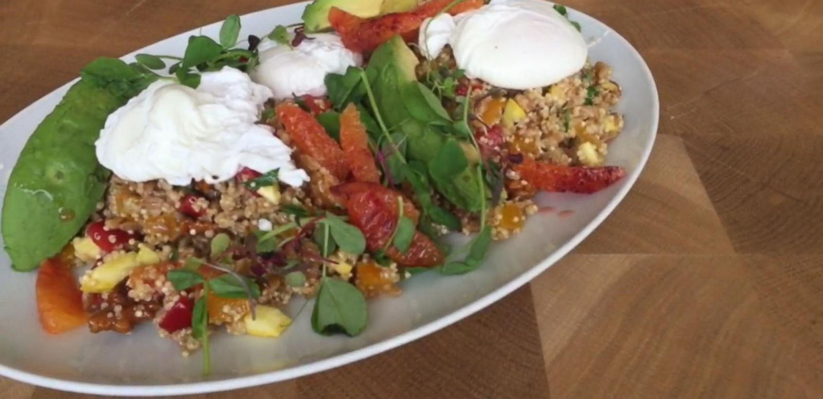 VIDEO: Perfect Brunch Recipes For Mother's Day