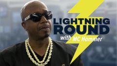 VIDEO: Lightning Round: MC Hammer