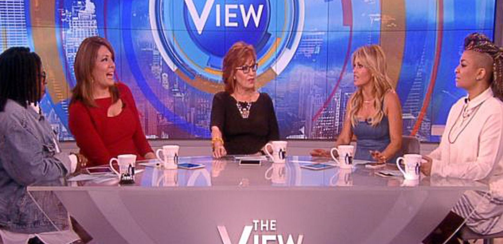 VIDEO: View Co-Hosts React to North Carolina School's ban on Skinny Jeans