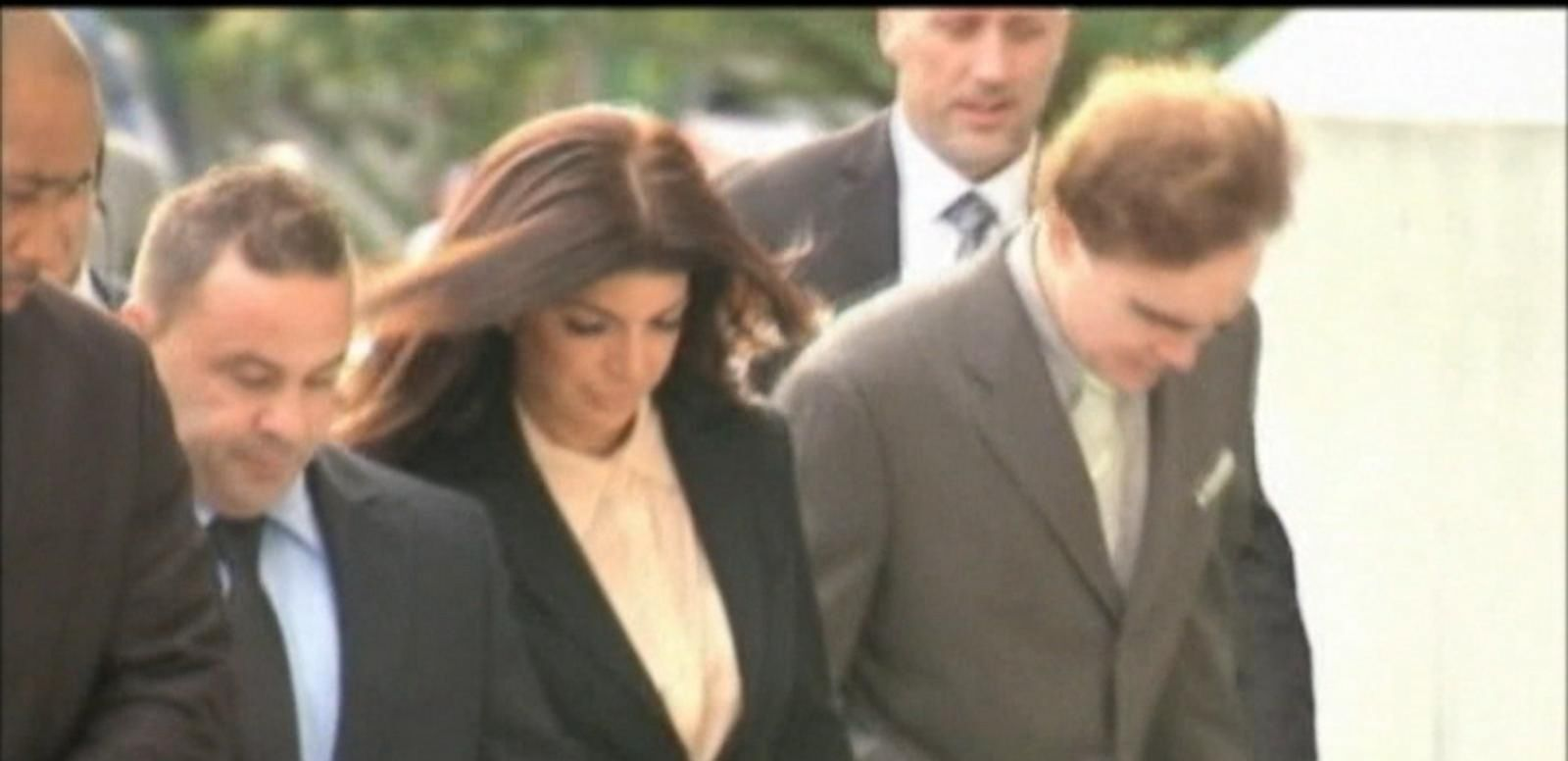 """""""Real Housewives"""" star just served a 15-month sentence for bankruptcy fraud."""