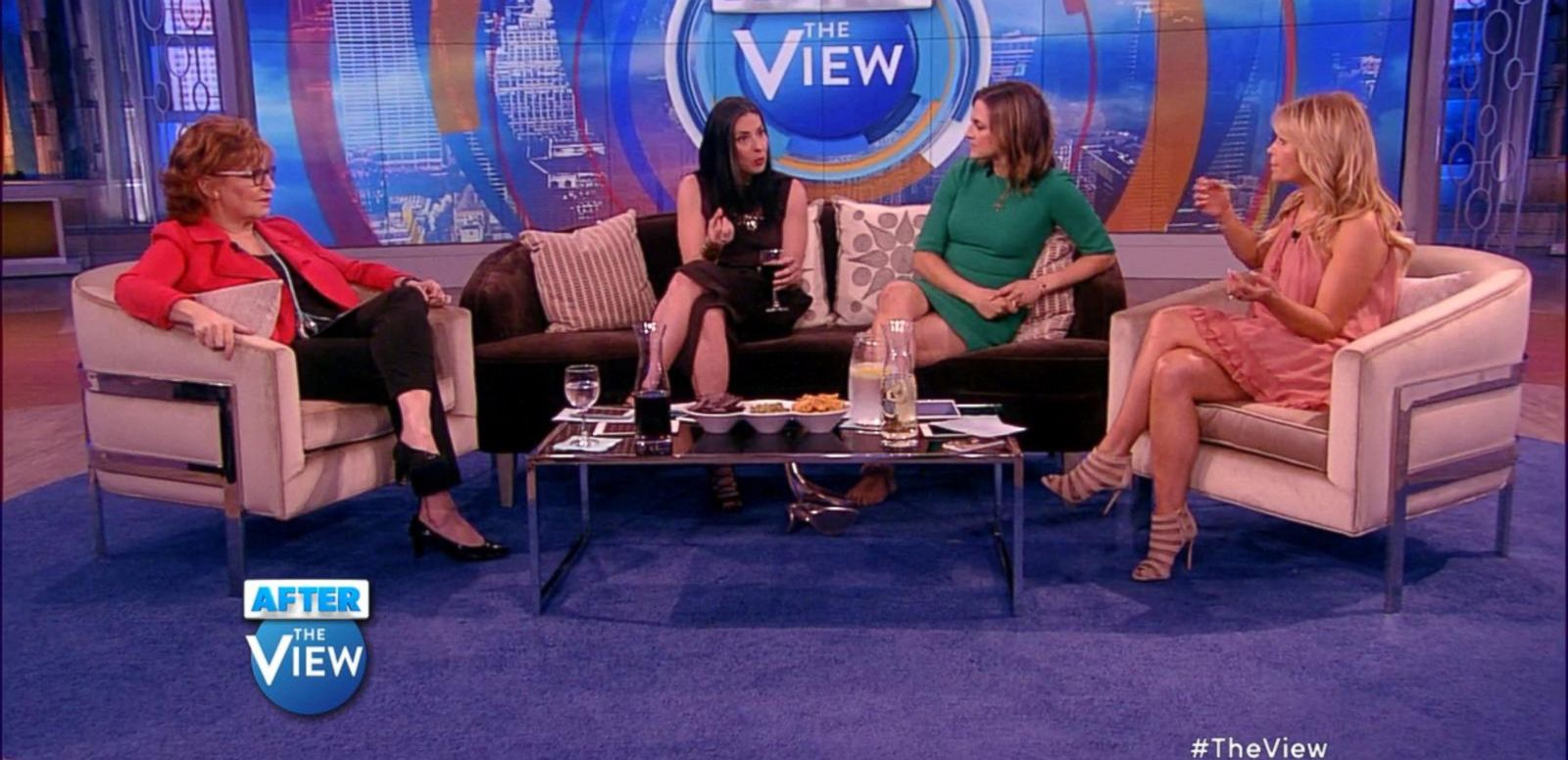 VIDEO: 'After The View': May 26, 2016
