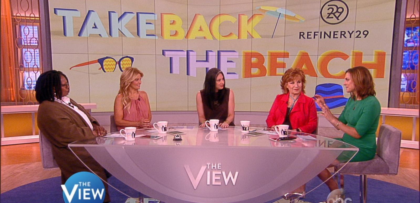 VIDEO: Stacy London Talks Body Confidence on 'The View'