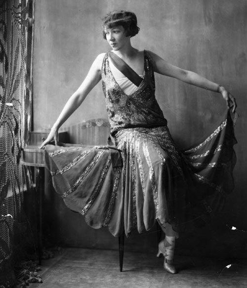 Women'S Evening Dresses Of The 1920s 121
