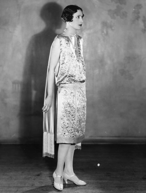 3314340 embroidery blog Fashion that Roared: 1920s Evening Wear
