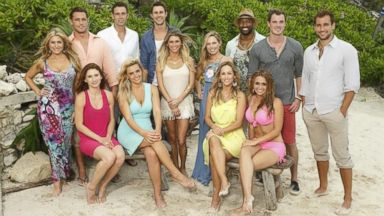 """PHOTO: The cast of """"Bachelor in Paradise,"""" ABCs new summer series."""