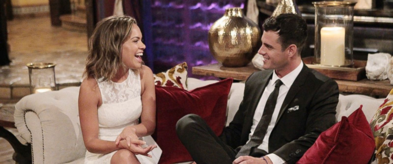 """PHOTO: """"The Bachelor,"""" premiered on Jan. 4, 2016, on the ABC Television Network. Pictured is contestant Jami, and """"The Bachelor,"""" Ben Higgins."""