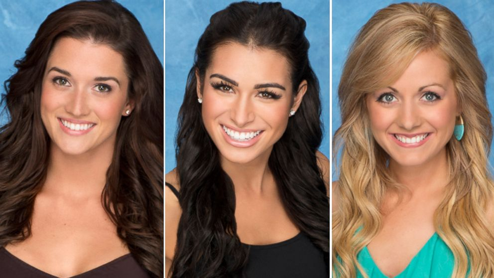 Bachelor In Paradise' Cast Revealed - ABC News