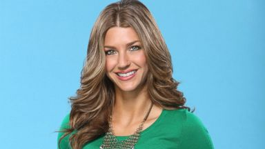 "PHOTO: AshLee Frazier, in a promotional photo for ABCs ""The Bachelor,"" 2013."
