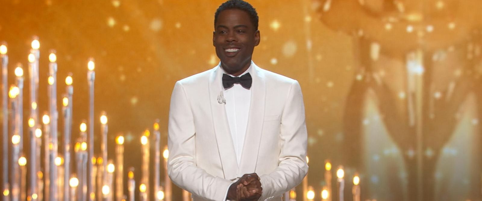PHOTO:Chris Rock hosts the 88th Oscars, Feb.28, 2016, in Hollywood, Calif