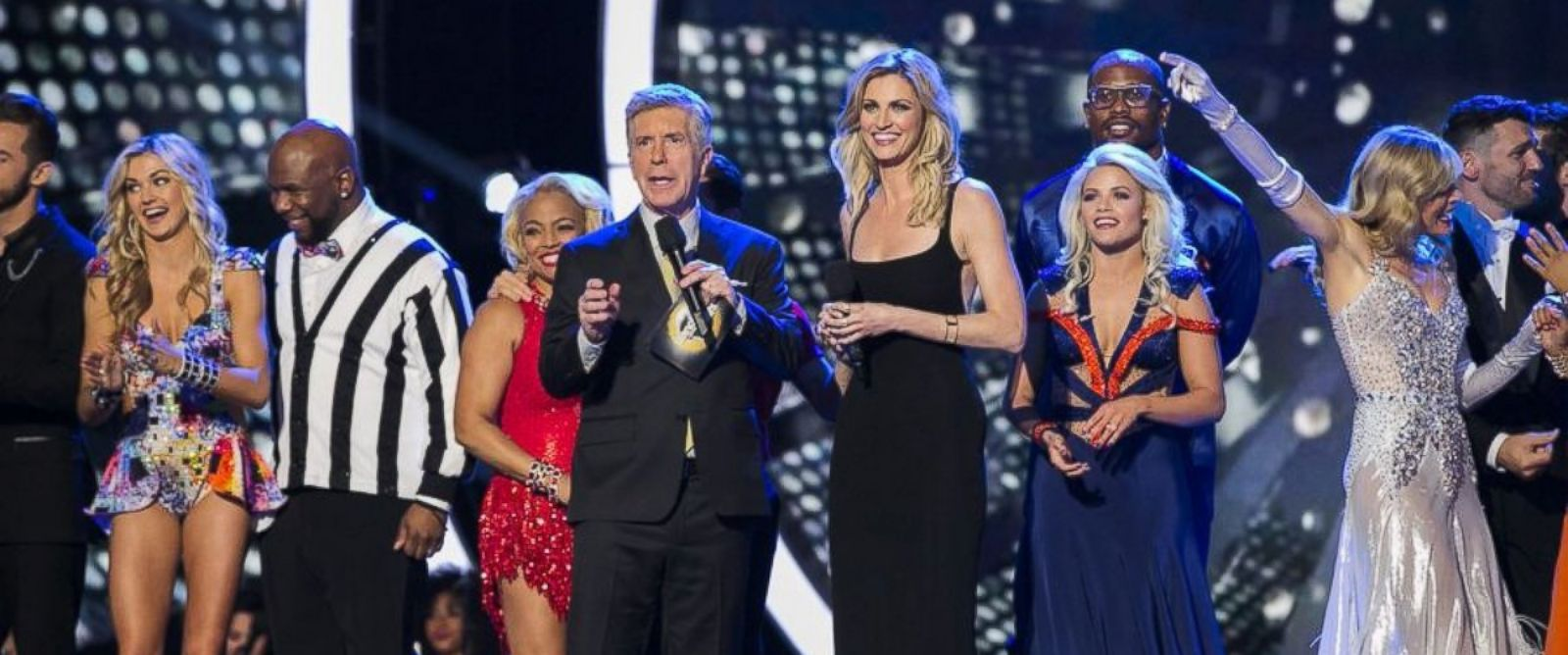"""PHOTO: """"Dancing with the Stars"""" is back with an all-new celebrity cast ready to hit the ballroom floor. The competition began with the two-hour season premiere, March 21, 2016."""
