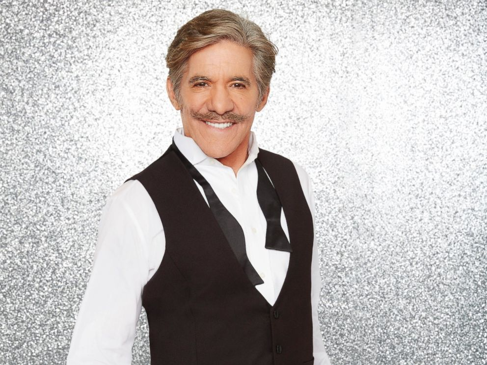 PHOTO: Geraldo Rivera and the rest of the stars will grace the ballroom floor for the first time on live national television with their professional partners during the two-hour season premiere of Dancing with the Stars, on Monday, March, 21, 2016.