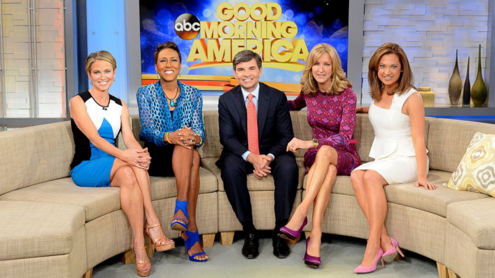 Good Morning America Guest Host Today : How to be part of our times square audience abc news