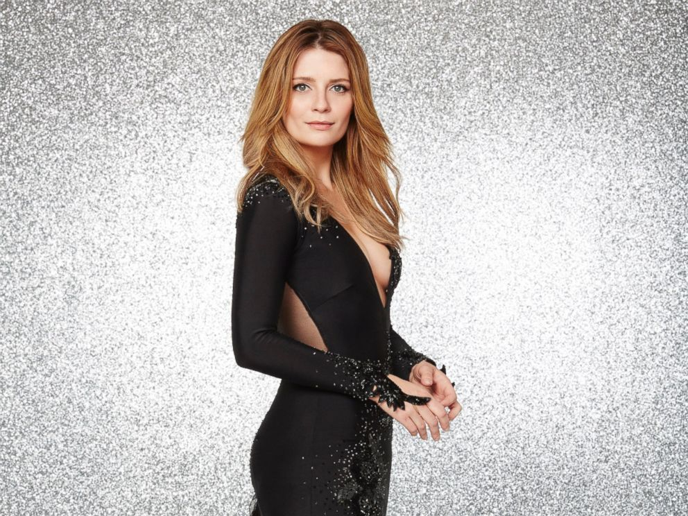PHOTO: Mischa Barton and the rest of the stars will grace the ballroom floor for the first time on live national television with their professional partners during the two-hour season premiere of Dancing with the Stars, on Monday, March, 21, 2016.