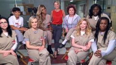 """PHOTO: """"Orange Is The Next Black,"""" created by Jenji Kohan was originally passed by HBO and Showtime before being picked up by Netflix."""