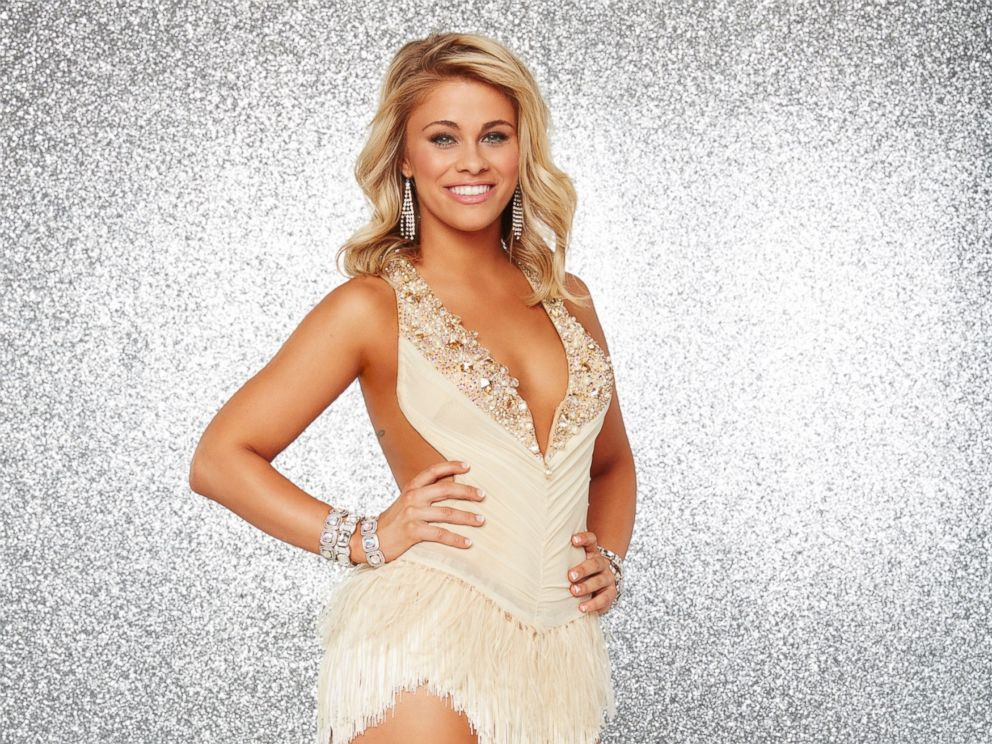 PHOTO: Paige VanZant and the rest of the stars will grace the ballroom floor for the first time on live national television with their professional partners during the two-hour season premiere of Dancing with the Stars, on Monday, March, 21, 2016.