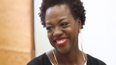 PHOTO: Viola Davis is World News Person of the Week.