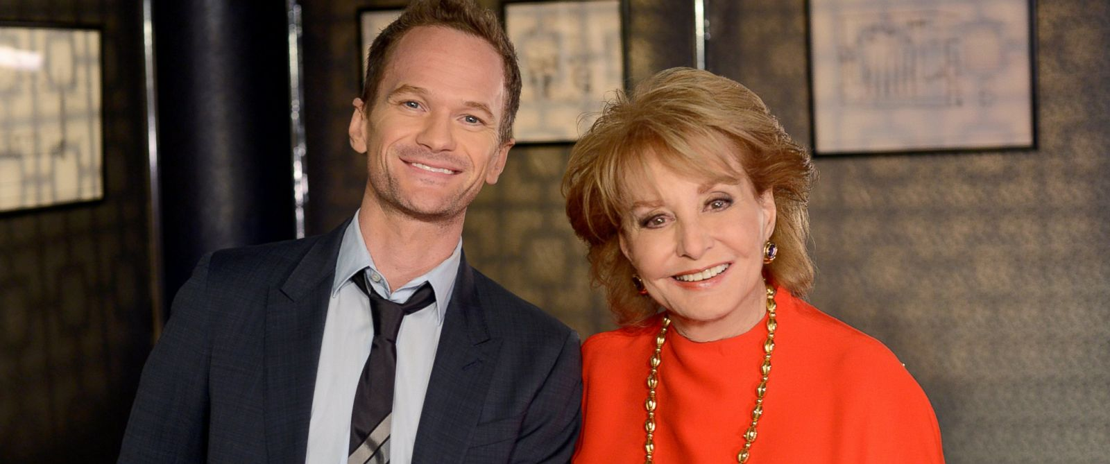 """PHOTO: Barbara Walters returns to primetime with her popular long-running special, """"Barbara Walters Presents: The 10 Most Fascinating People of 2014."""""""