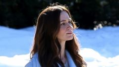Emily Blunt Goes on Set of Her New Film