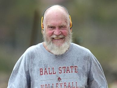 David Letterman Is Unrecognizable on Vacation
