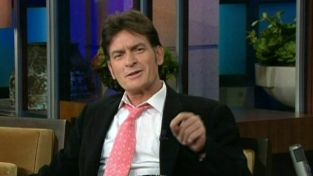 VIDEO: Charlie Sheen told Jay Leno he deserved to be fired from Two and a Half Men.