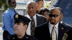 PHOTO: Bill Cosby arrives at the Montgomery County Courthouse for a preliminary hearing, May 24, 2016, in Norristown, Pa.