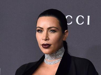PHOTO: Kim Kardashian attends LACMA 2015 Art + Film Gala at LACMA on Nov. 7, 2015, in Los Angeles.