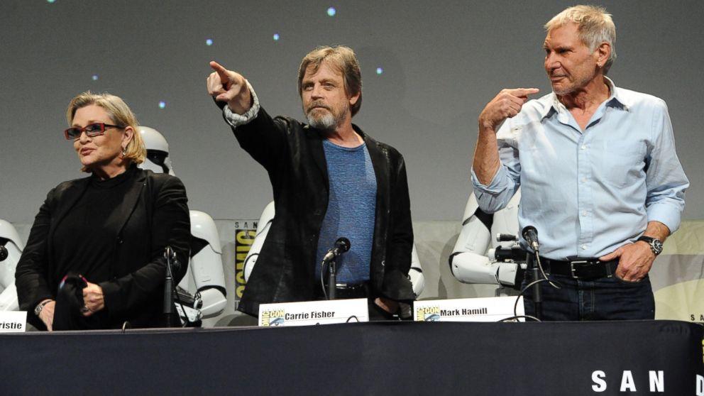 Comic Panel Comic-con Panel Abc News