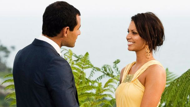 "PHOTO: Jason Mesnick,selects Melissa Rycroft to propose to on the season finale of ""The Bachelor"""