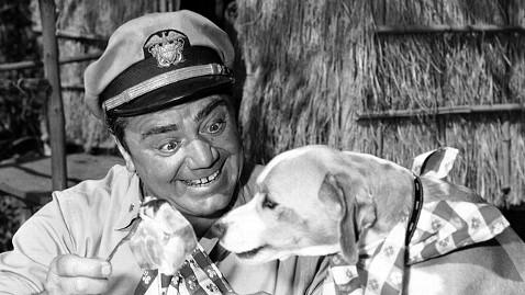 AP ernest borgnine jt 120708 wblog Ernest Borgnine, Star of McHales Navy, Dead at 95