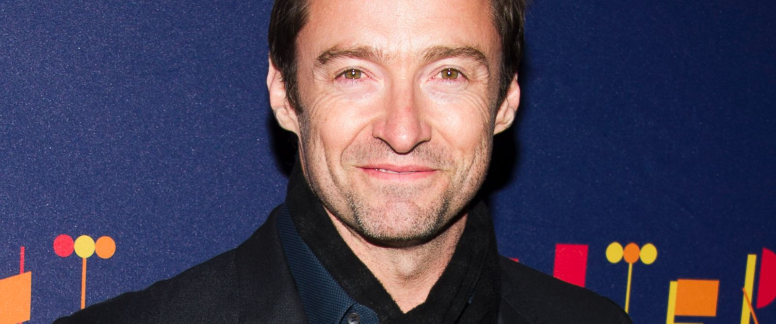 "PHOTO: Hugh Jackman at the Broadway opening of ""After Midnight"" in New York, Nov. 3, 2013."