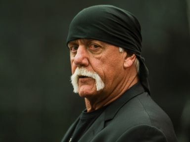 PHOTO: Former professional wrestler Hulk Hogan arrives in the courtroom Wednesday, March 16, 2016, in St. Petersburg, Fla.
