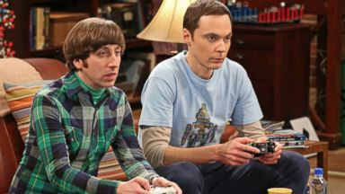 """PHOTO: Jim Parsons, right, and Simon Helberg in a scene from """"The Big Bang Theory."""""""