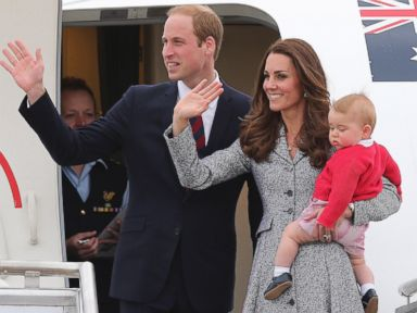 All the Best Trip Photos: The Royal Family Leaves Australia