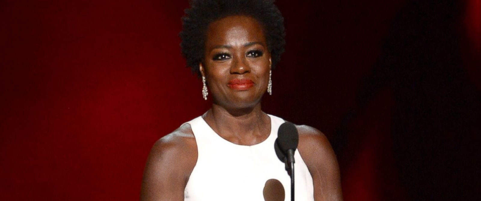 PHOTO: Viola Davis at the 67th Primetime Emmy Awards, Sept. 20, 2015, at the Microsoft Theater in Los Angeles.