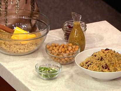 PHOTO: Daphne Ozs warrior salad is shown here.
