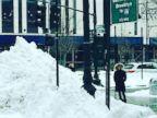 Kelly Ripa Braves the NYC Snow