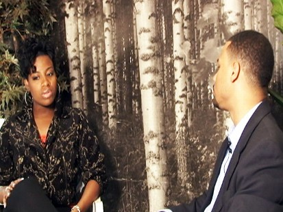 Video: Singer says fame never scared her.