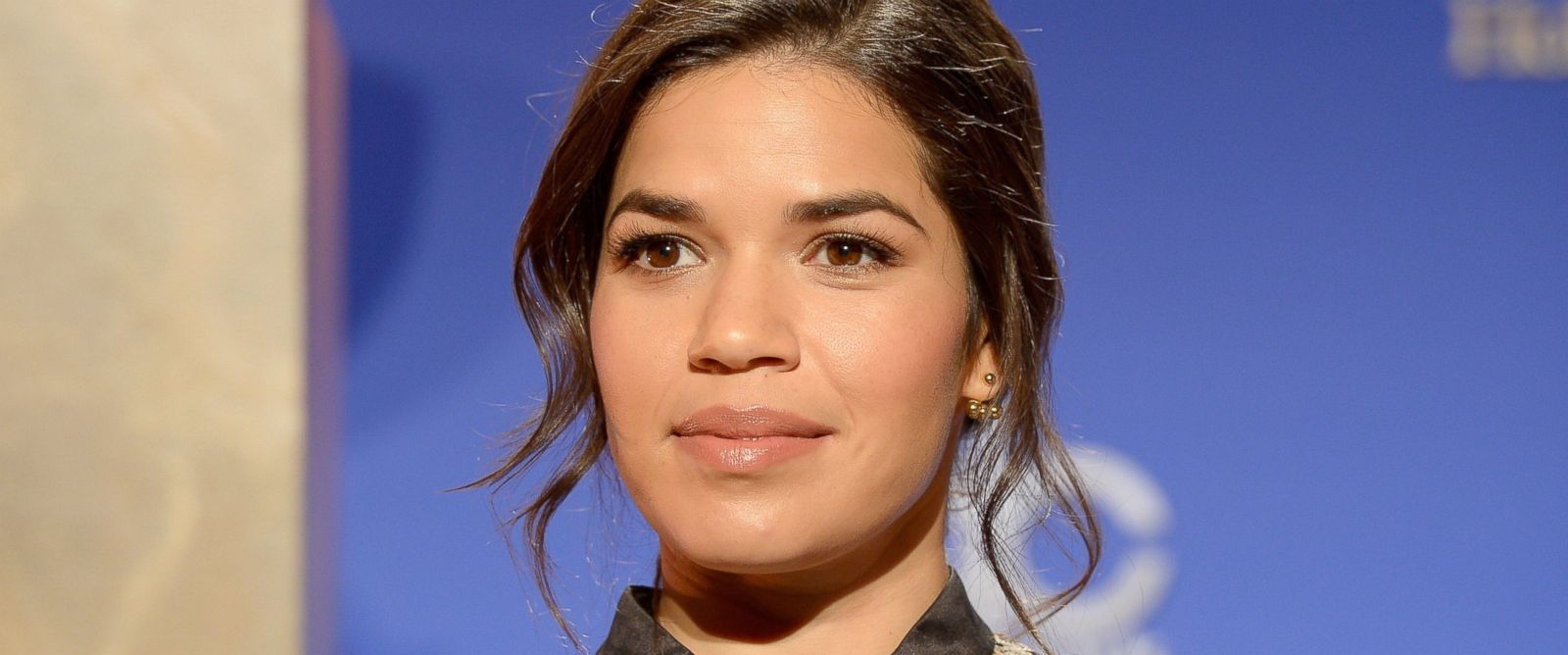 PHOTO: Actress America Ferrera attends the 73rd Annual Golden Globe Awards Nominations Announcement at The Beverly Hilton Hotel on Dec. 10, 2015 in Beverly Hills, Calif.