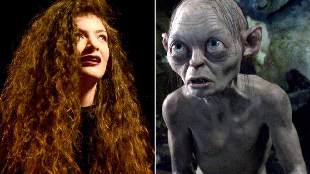 Singer Lord Singer Lorde Admits to Looking