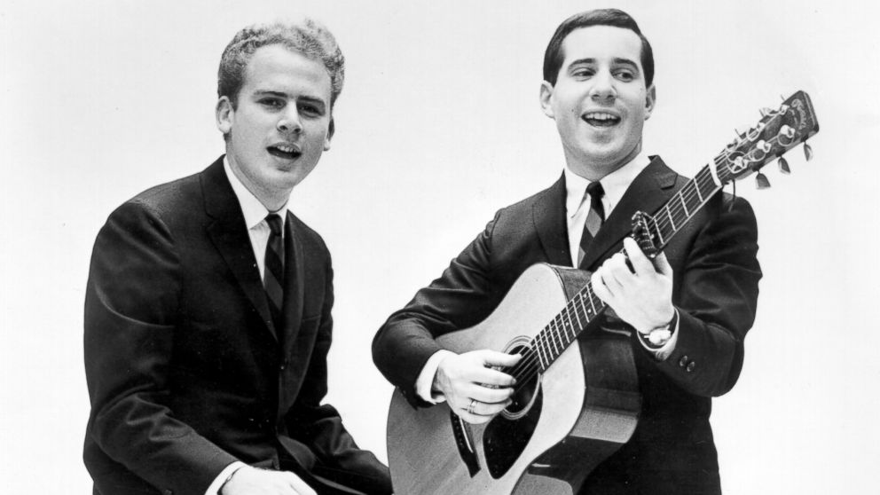 Simon and Garfunkel - I Am A Rock