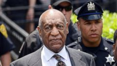 PHOTO: Actor and comedian Bill Cosby leaves a preliminary hearing on sexual assault charges on May 24, 2016 in at Montgomery County Courthouse in Norristown, Pa.