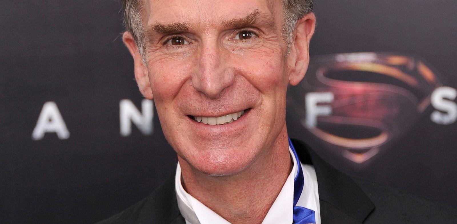 PHOTO: Bill Nye
